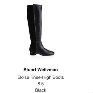 Stuart Weitzman Eloise knee high boots size 8.5